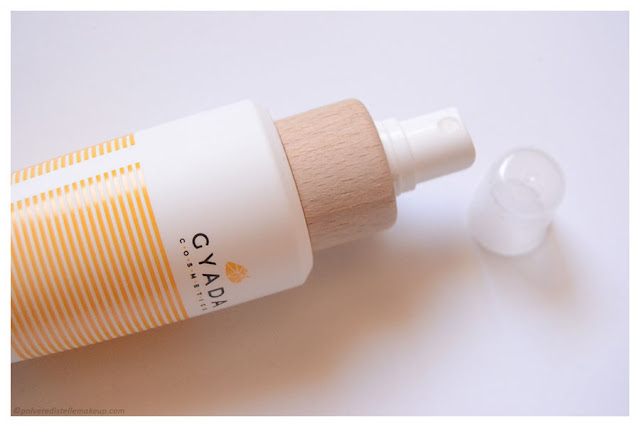 Gyada Cosmetics anticrespo spray
