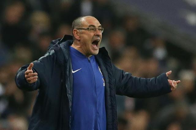 Tottenham 3-1 Chelsea: Credit Tottenham. Chelsea s performance was a disgrace!