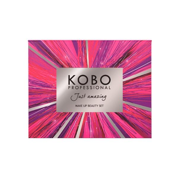 Świąteczne propozycje prezentów od marki KOBO Professional dostępne w Drogeriach Natura