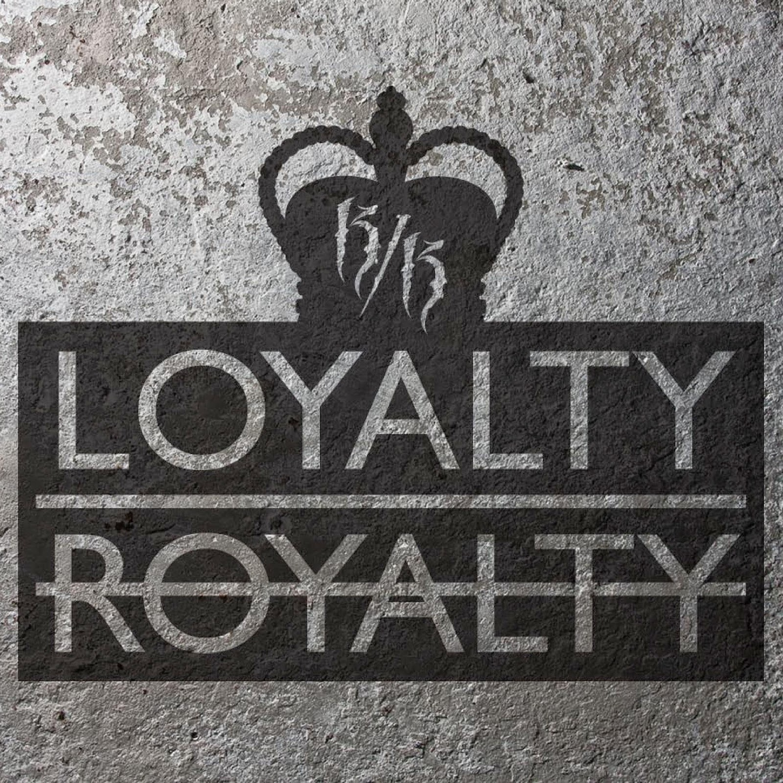 Royalty Over Loyalty Coloring Page: King Kairos Clothing Co.: April 2014