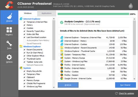 CCleaner Pro Full