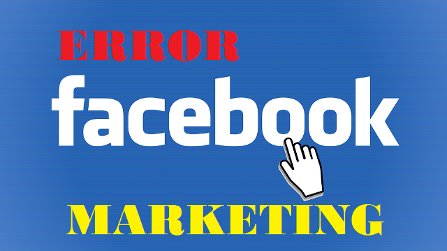 Error Promotional Products Business in Facebook Page Which Should be Avoided