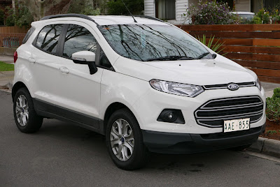 Review Of Ford EcoSport