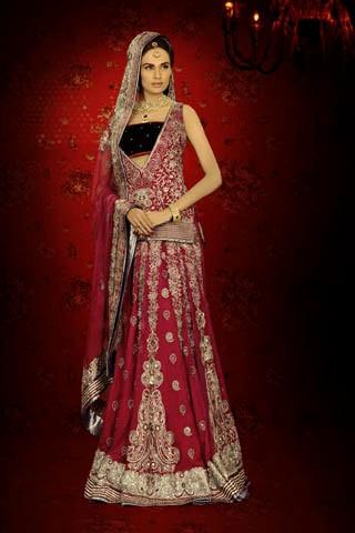 Lajwanti Latest Bridal Collection 2012 Pure Pakistani
