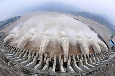hydropower dam spillway cost