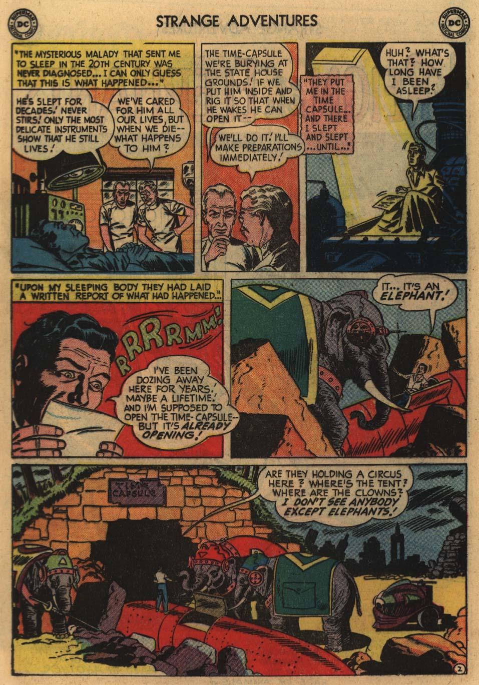 Strange Adventures (1950) issue 11 - Page 16