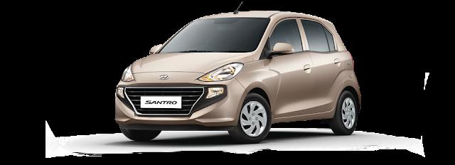 Hyundai Santro 2018 - Design
