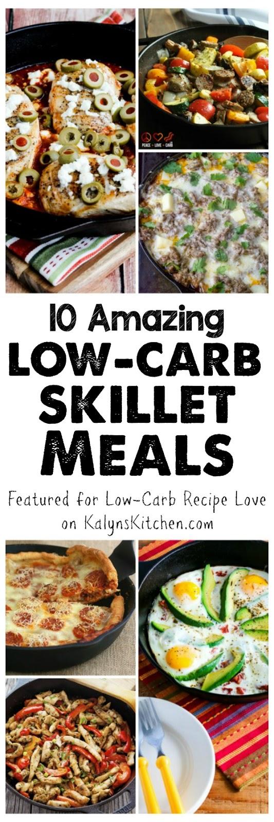 Ten Amazing Low Carb Skillet Meals Kalyn S Kitchen