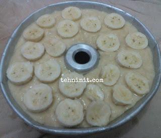 bou pisang praktis Farah queen