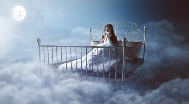 10 Mimpi Yang Biasanya Benar Benar Akan Terjadi Di Dunia Nyata