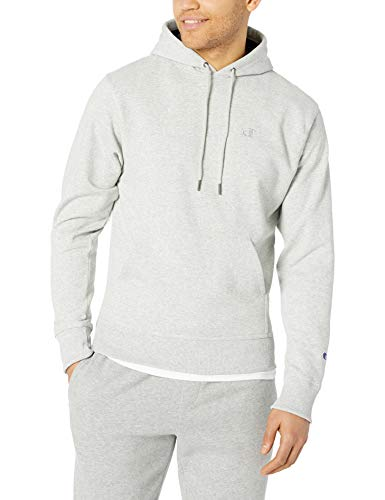 Champion Mens Powerblend Pullover Sweatshirt