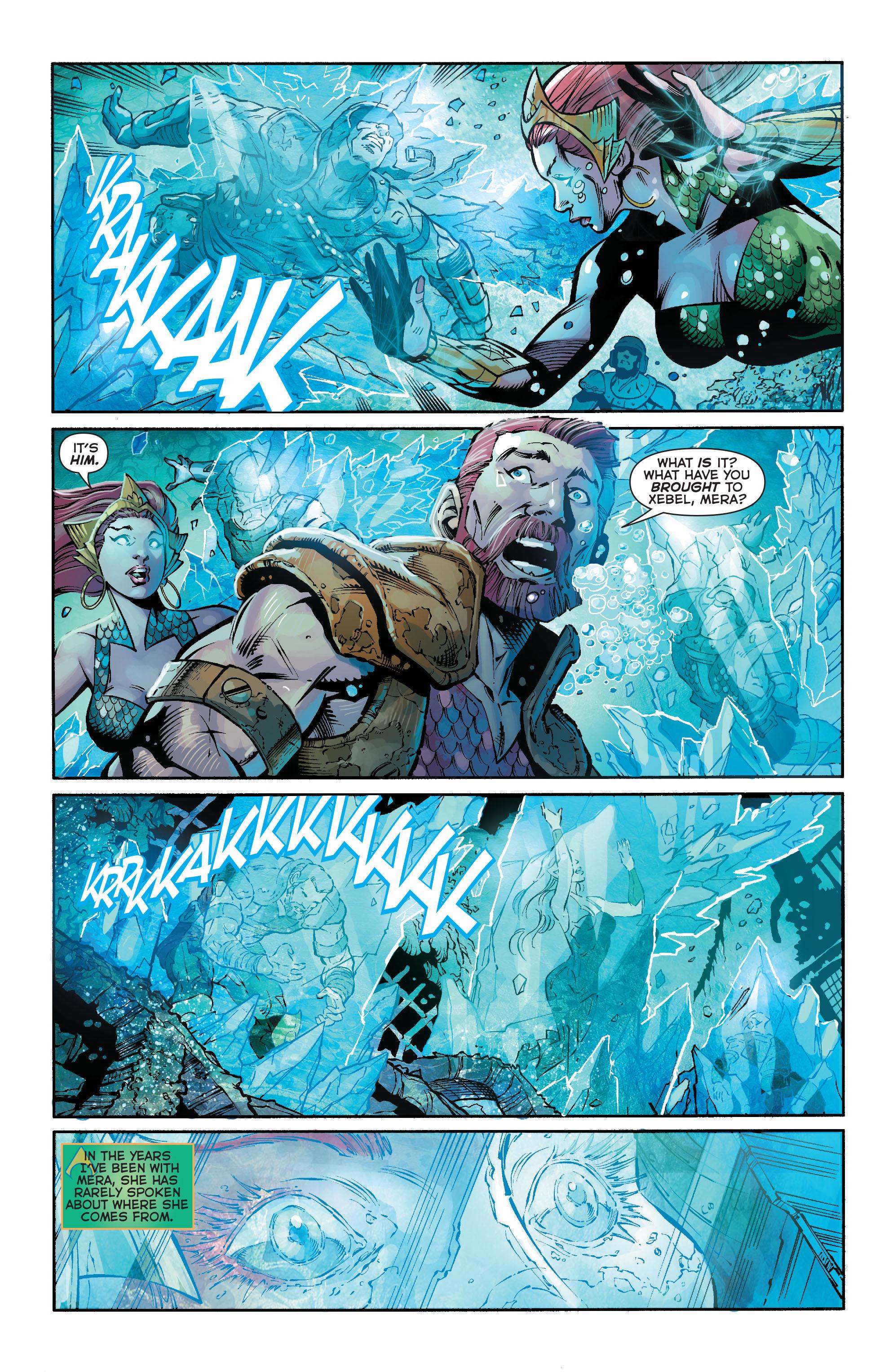 Read online Aquaman (2011) comic -  Issue #21 - 16