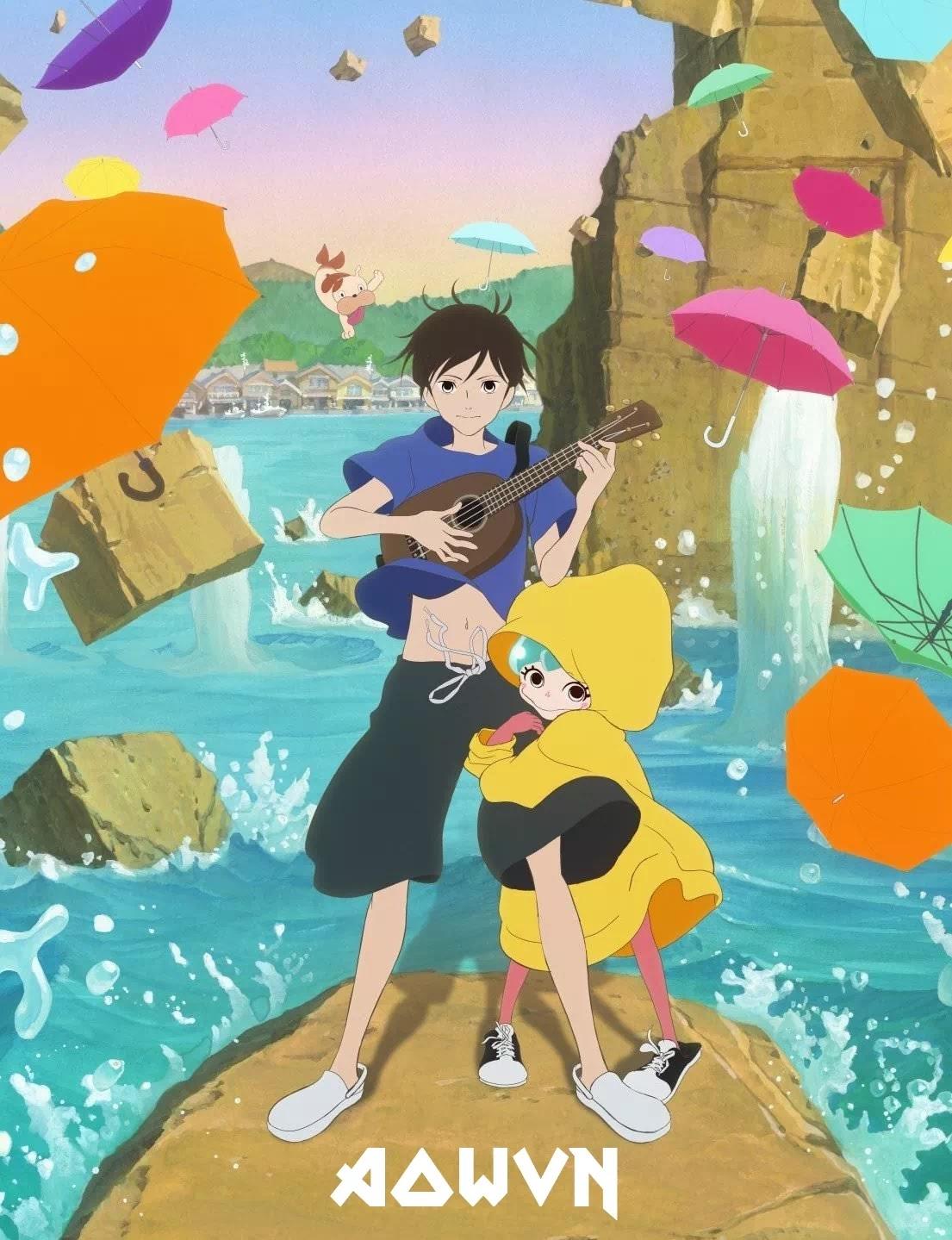 AowVN.org min%2B%25284%2529 - [ Anime 3gp Mp4 ] Yoake Tsugeru Lu no Uta | Vietsub - Movie Hay