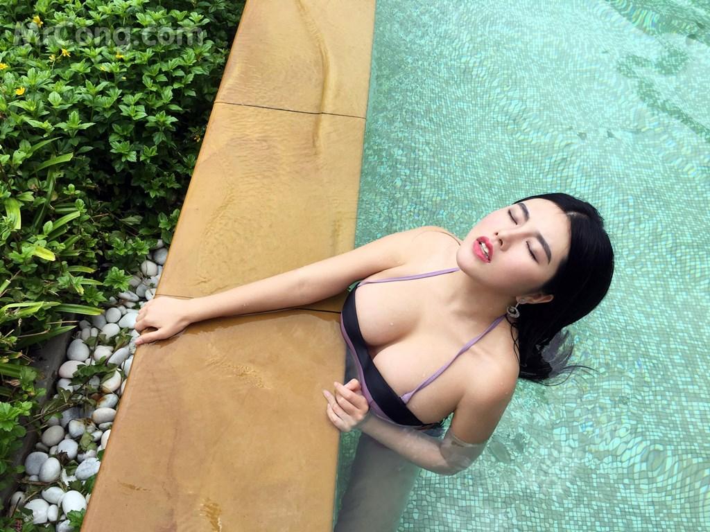 Image MrCong.com-TuiGirl-No.77-Selena-Na-Lu-006 in post TuiGirl No.77: Người mẫu Selena (娜露) (30 ảnh + 1 video)