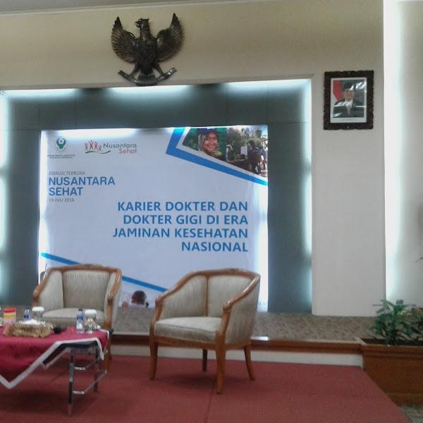 Dukung Pemerataan Pelayanan Kesehatan Bersama Nusantara Sehat