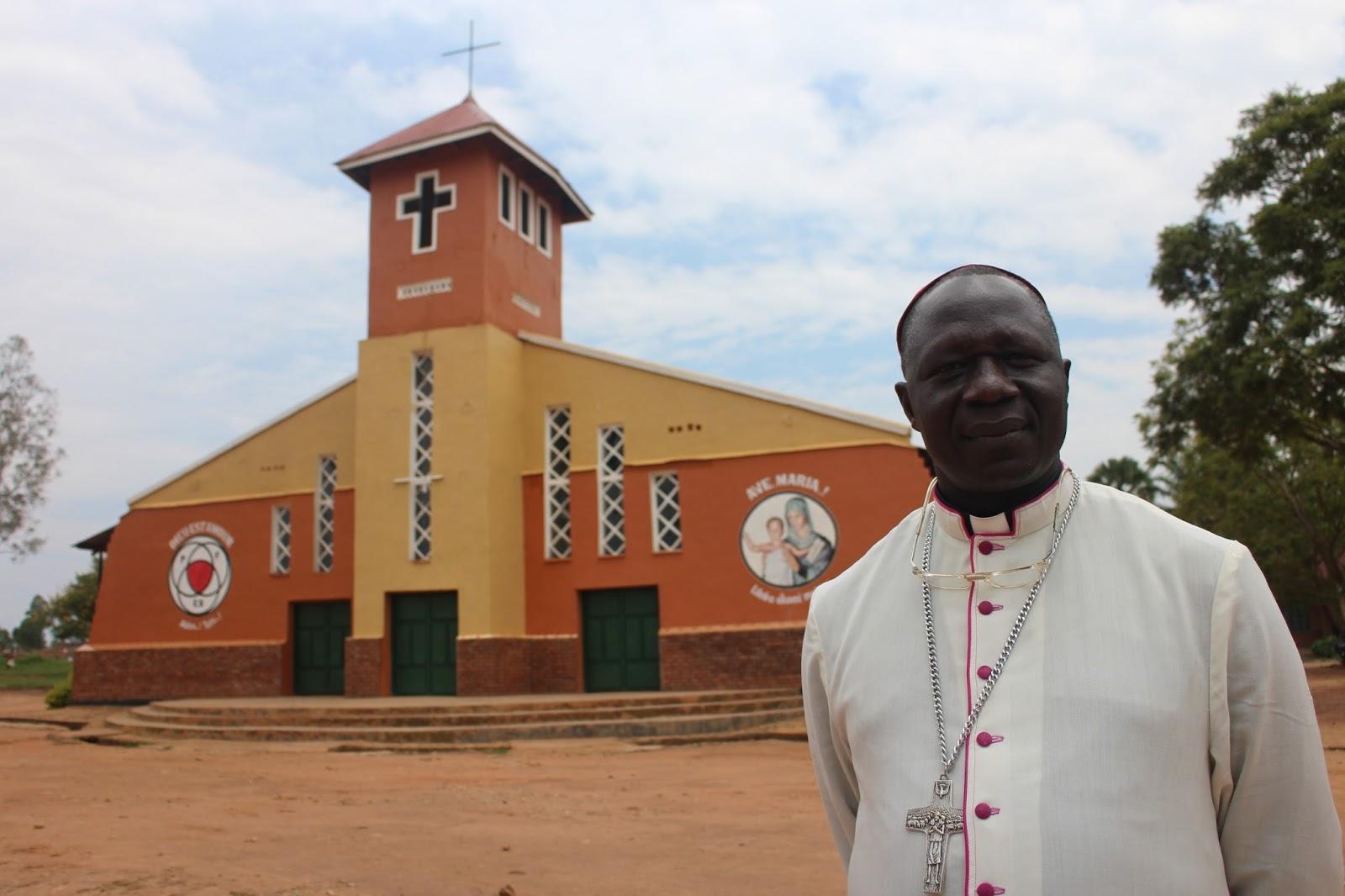Risultati immagini per Diocese of Mahagi-Nioka
