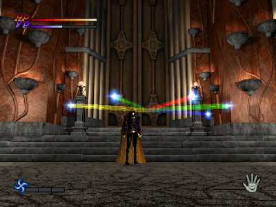 【PS】吸血鬼獵人D(Vampire Hunter D),類似惡靈古堡的刺激動作遊戲!