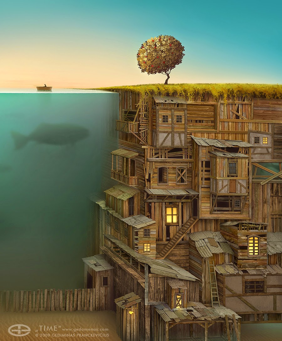 02-Time-Gediminas-Pranckevicius-Surreal-Glimses-into-other-Universes-www-designstack-co