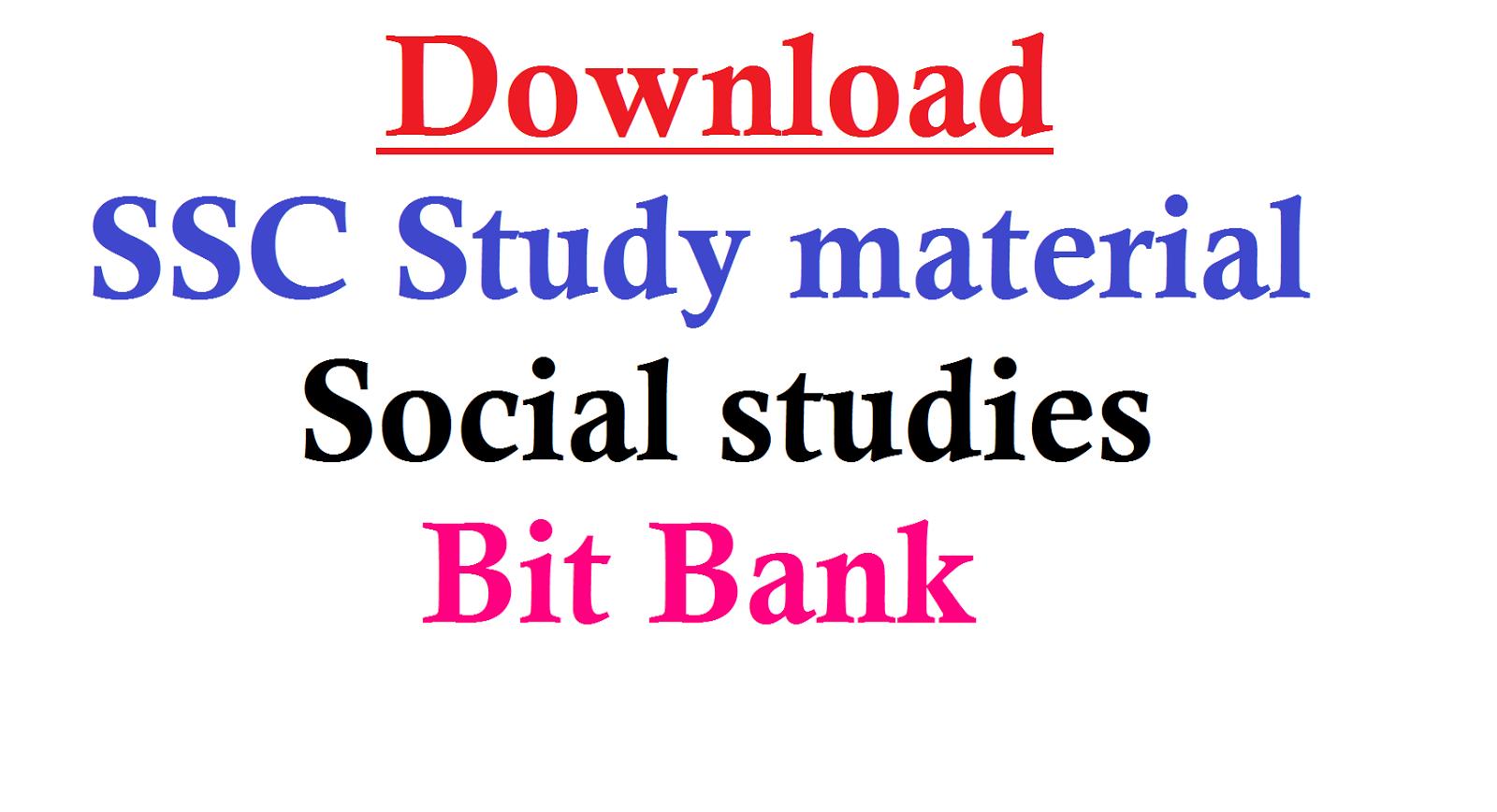 SSC CHSL Study Material - Jagran josh