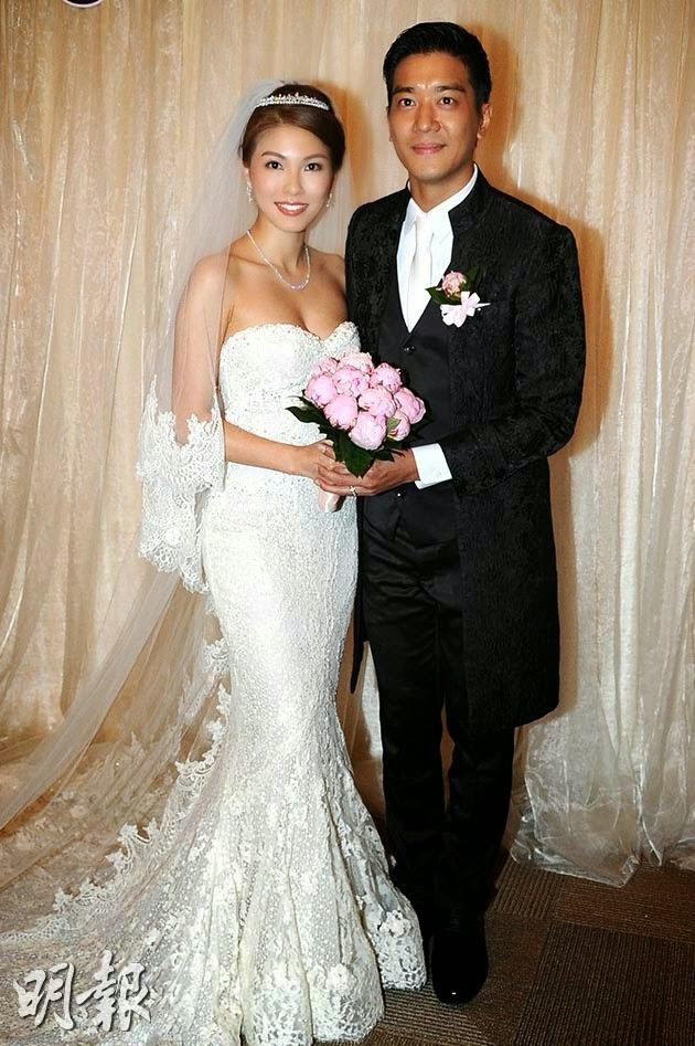 Tvb Entertainment News Chris Lai Lok Yi And Nicole
