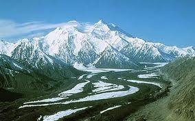 Gunung McKinley (Gunung tertinggi di Utara Amerika)