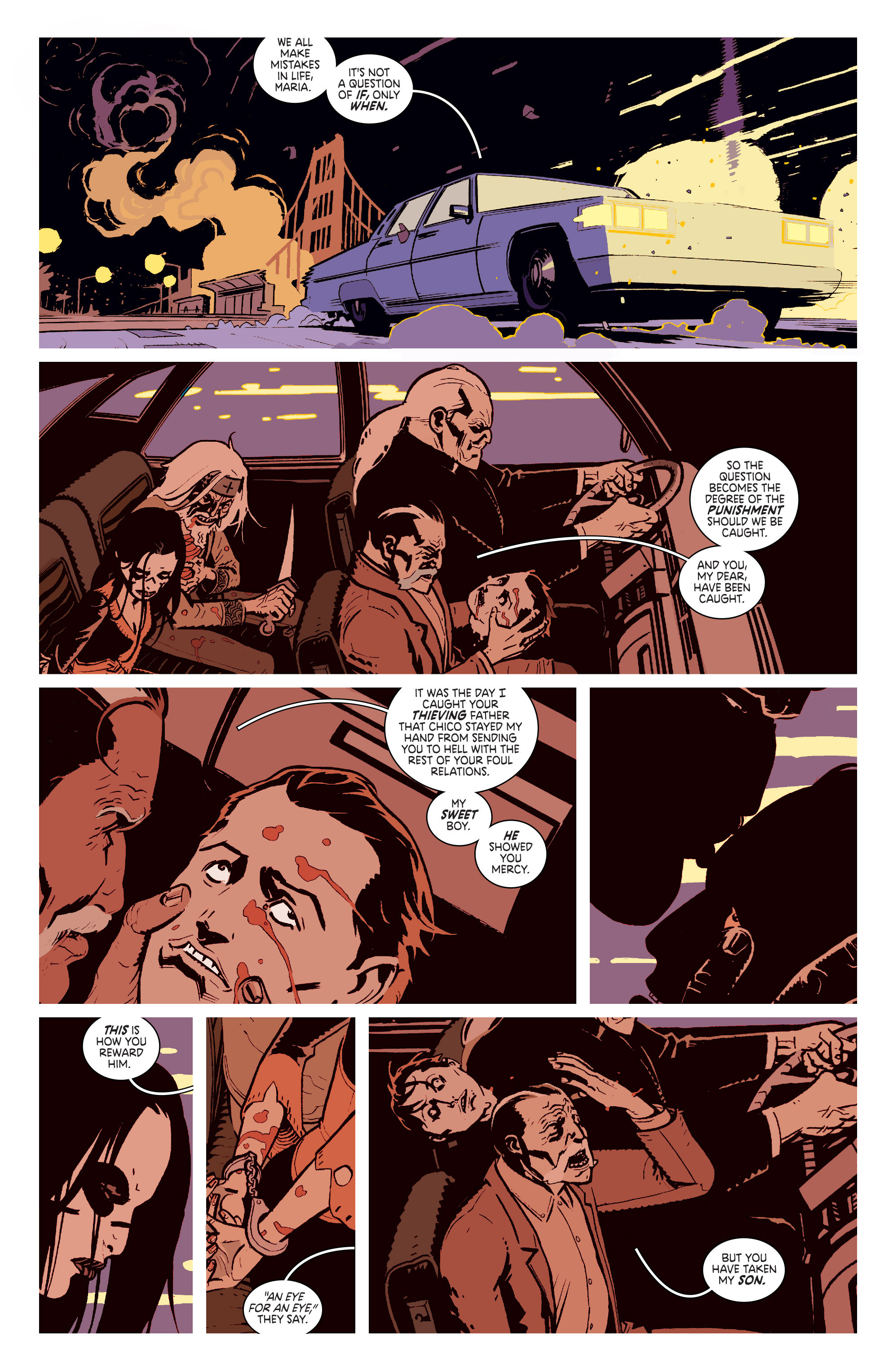 Read online Deadly Class comic -  Issue # _TPB 3 - 33