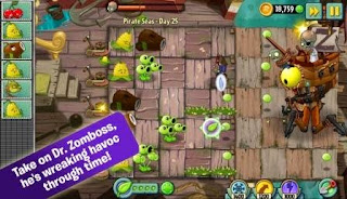 Plants vs Zombies 2 v4.0.1 Apk Mod