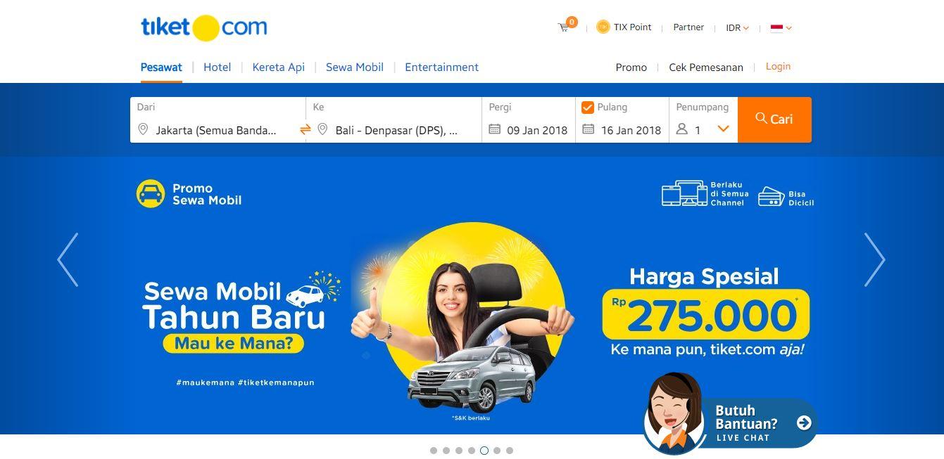 Tiket.com adalah situs web yang menyediakan layanan pemesanan hotel f006a5d708