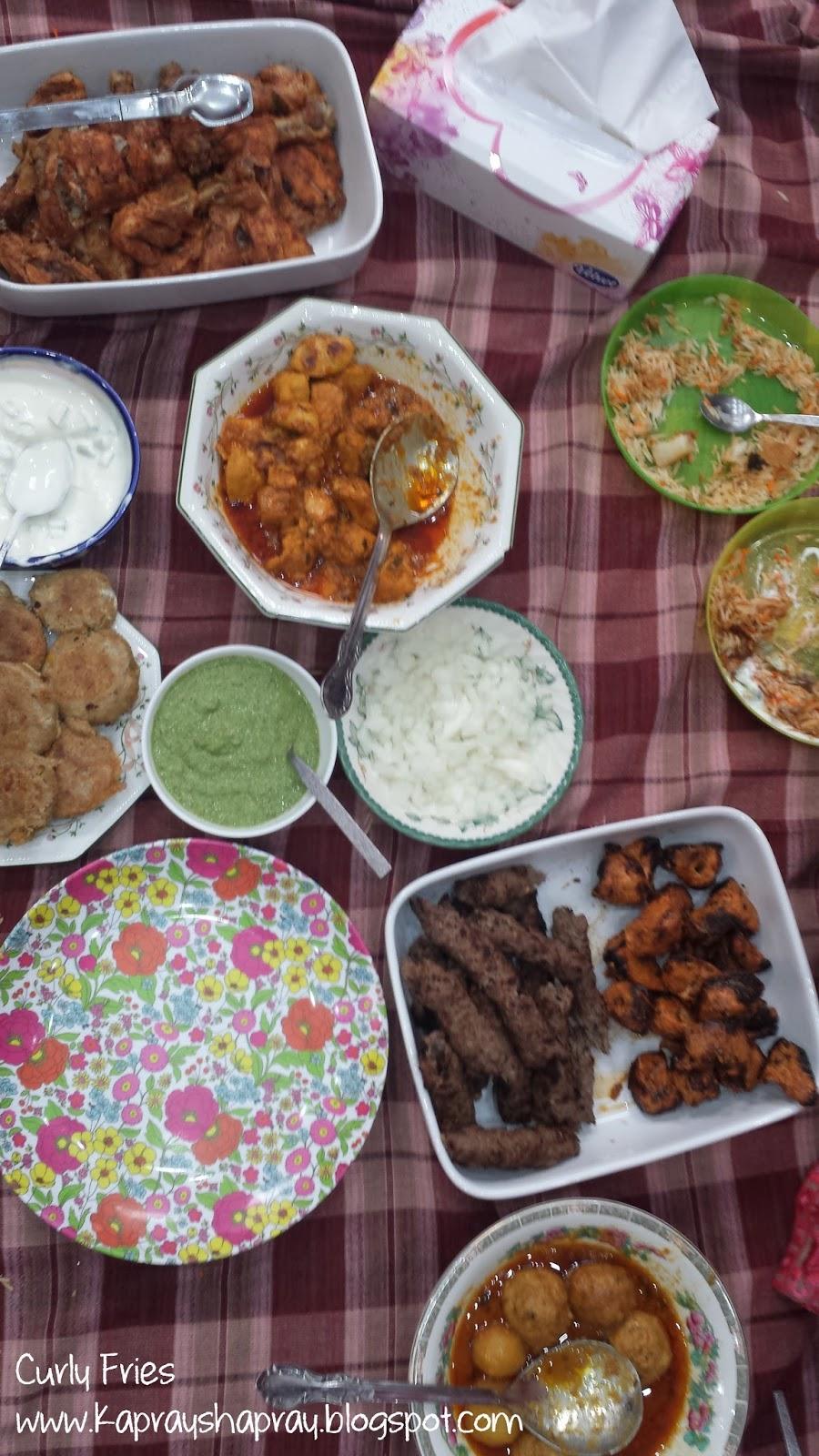 In preparation for Eid-ul-Adha   Tickle Those Taste Buds