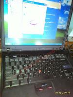 Laptop IBM Rasa Flash Disk