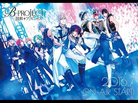Download Anime B-Project: Kodou Ambitious Subtitle Indonesia