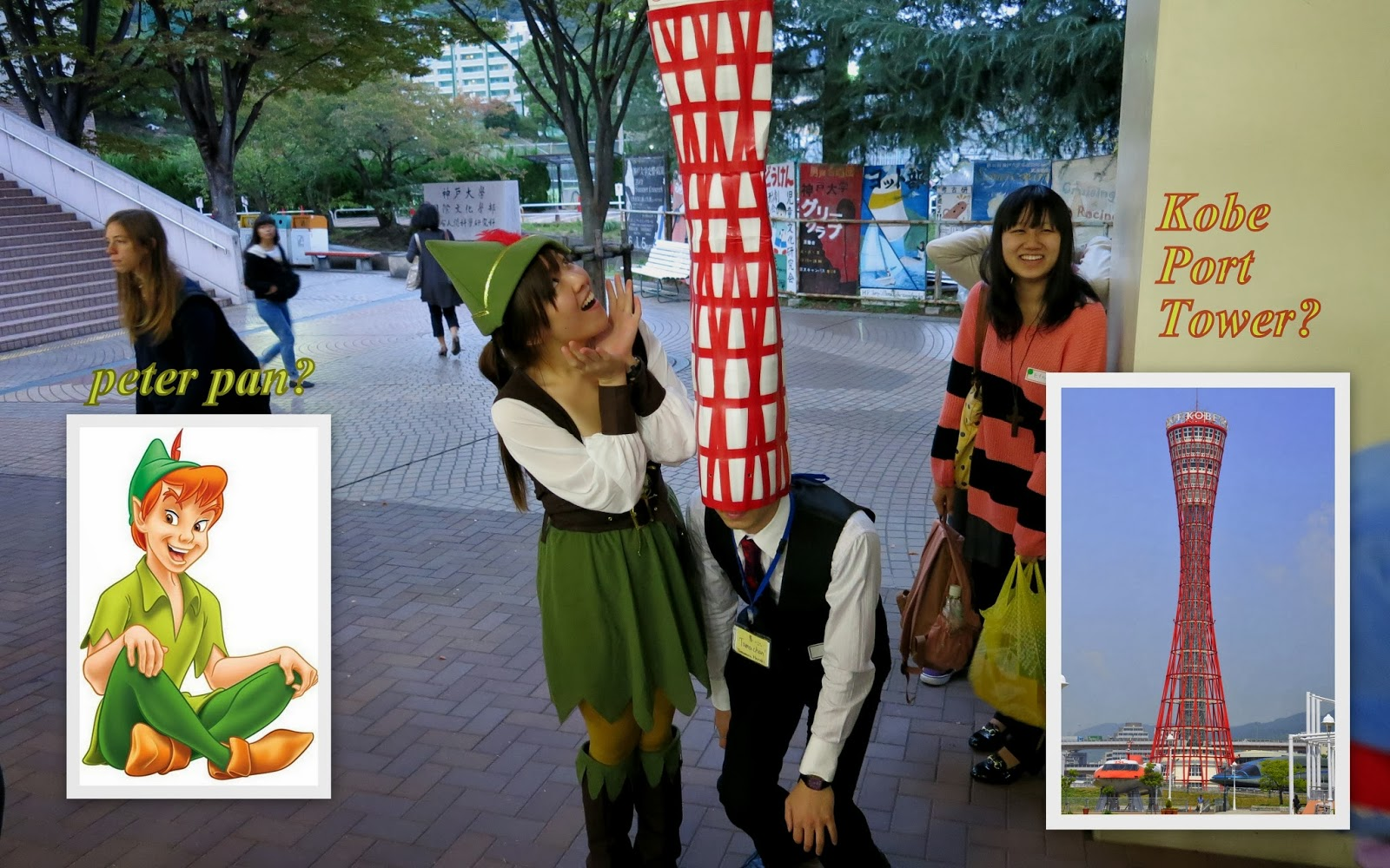 Music And Japan Welcome Halloween Party Kobe University