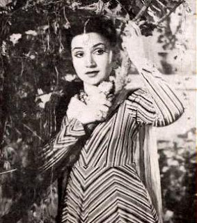 Rehana in Chilman 1949