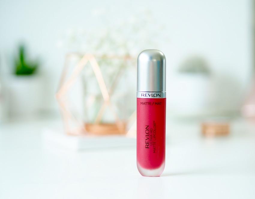 Revlon Ultra HD Matte Lip Color in Passion