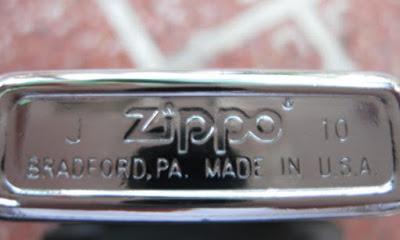 Phân Biệt Zippo Thật Giả