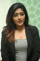 Actress Eesha Looks gorgeous in Blazer and T Shirt at Ami Tumi success meet ~  Exclusive 054.JPG