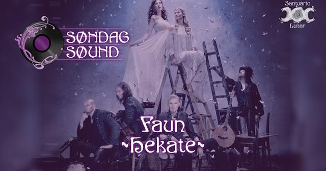 Søndag Søund - Letra e tradução de Von Den Elben do Faun
