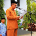 Dr.Ir.Marjani Sultan MS.i Pimpin Upacara Hari Sumpah Pemuda ke 88 Kab.Kep.Selayar