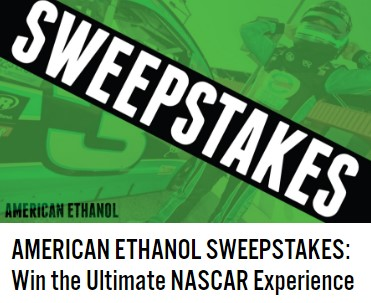 American Ethanol is offering you a chance to enter to win a trip to the 2016 Chase for the NASCAR Sprint Cup race and a meet and greet with # 3 American Ethanol Chevrolet driver Austin Dillon!