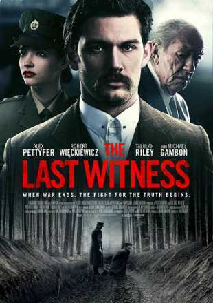 The Last Witness 2018 Full English Movie Download HDRip 1080p