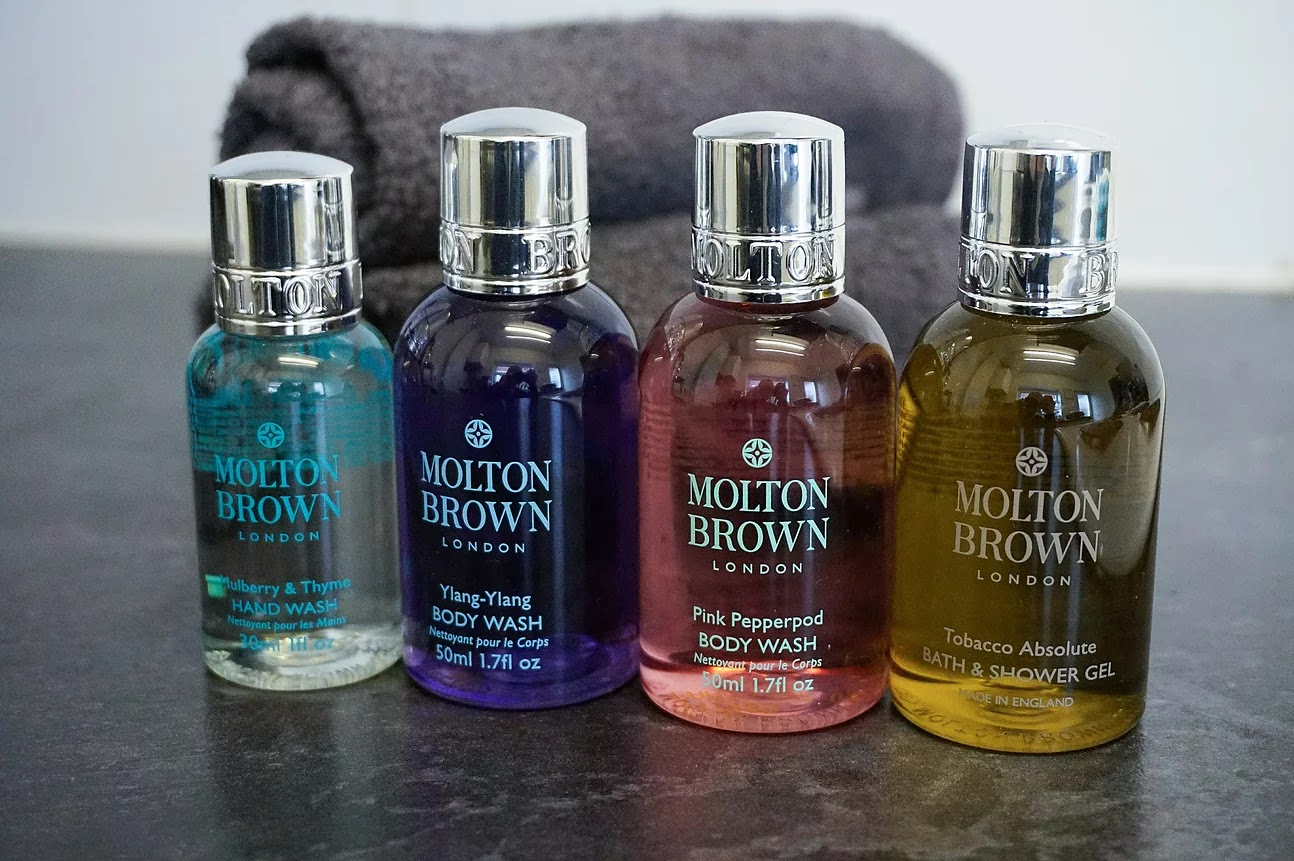 Molton Brown London blog giveaway set