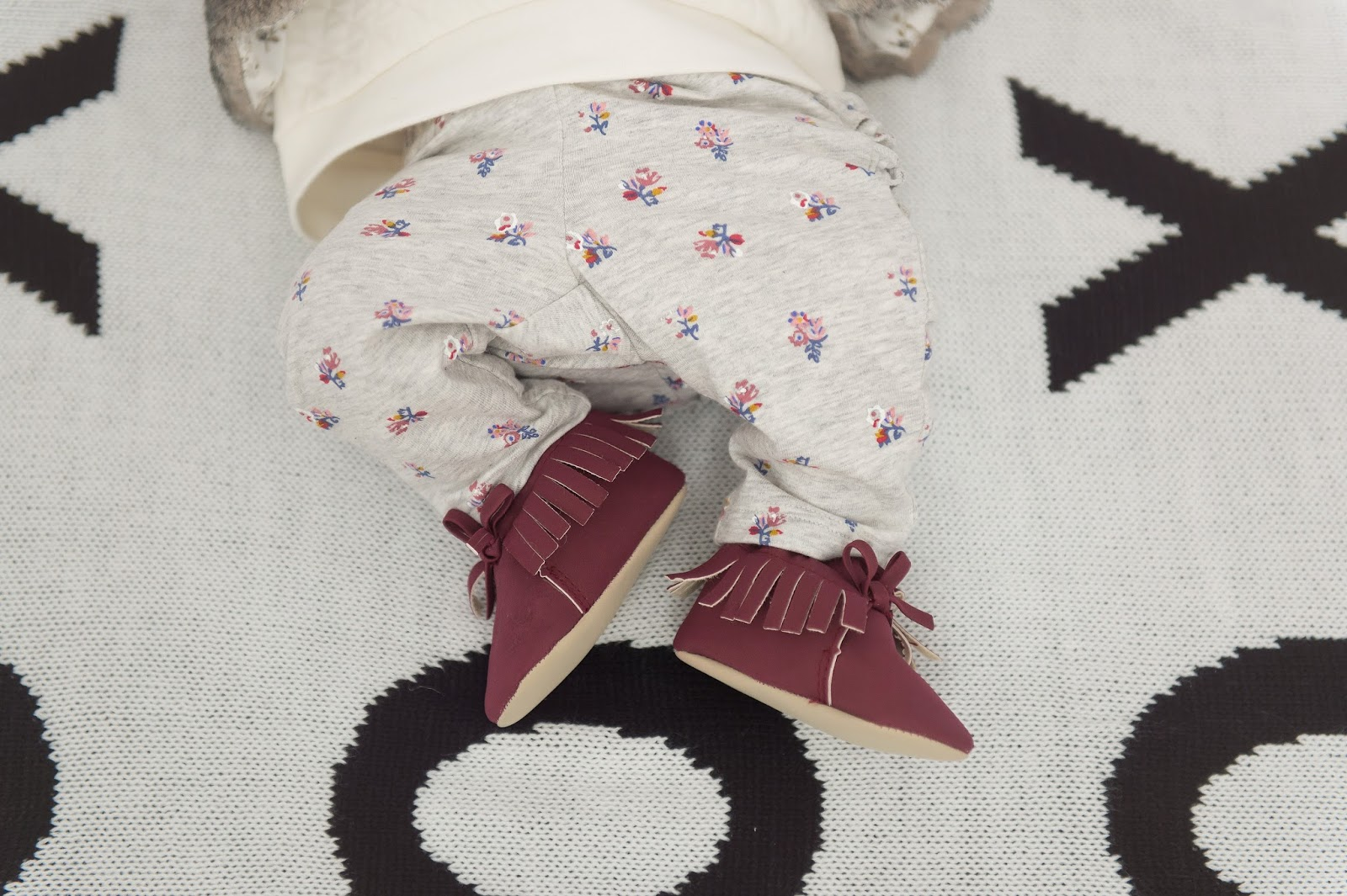 Baby Moccs, Utah Fashion Blogger, Old Navy