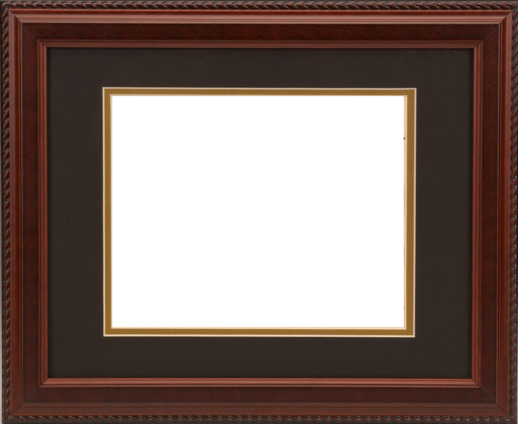 Wood Photo Frames Png : Wood Picture Frame Png