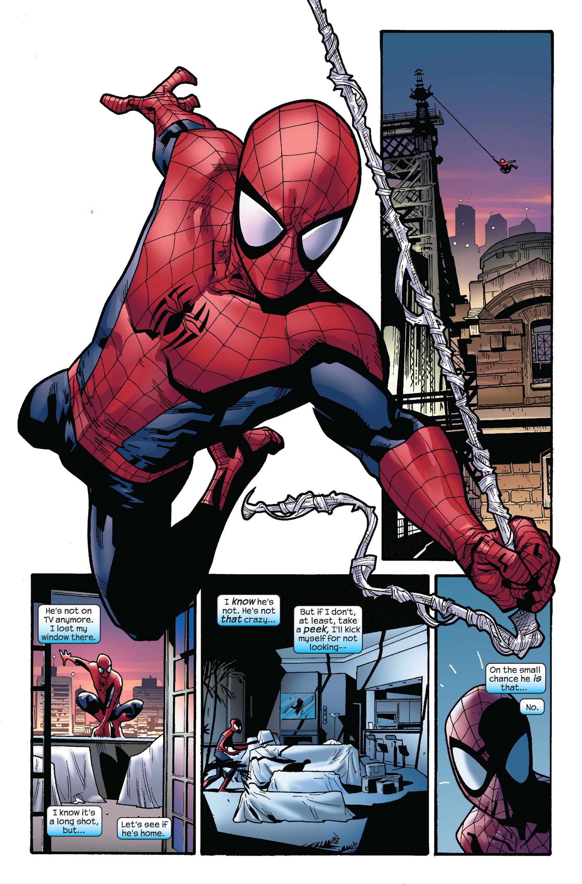 Read online Ultimate Spider-Man (2000) comic -  Issue #114 - 10