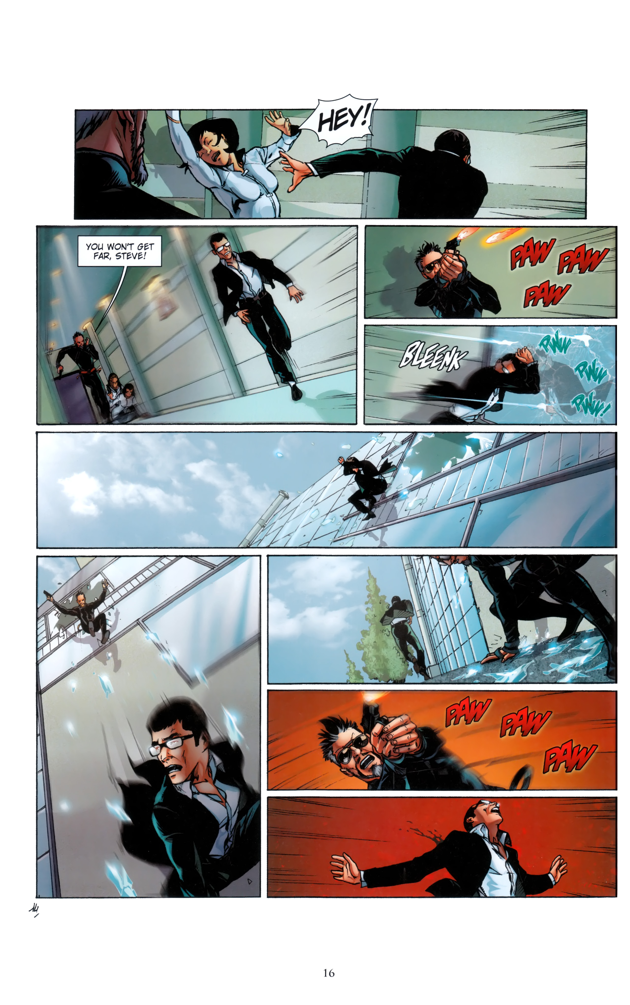 Read online Assassin's Creed (2012) comic -  Issue #5 - 16