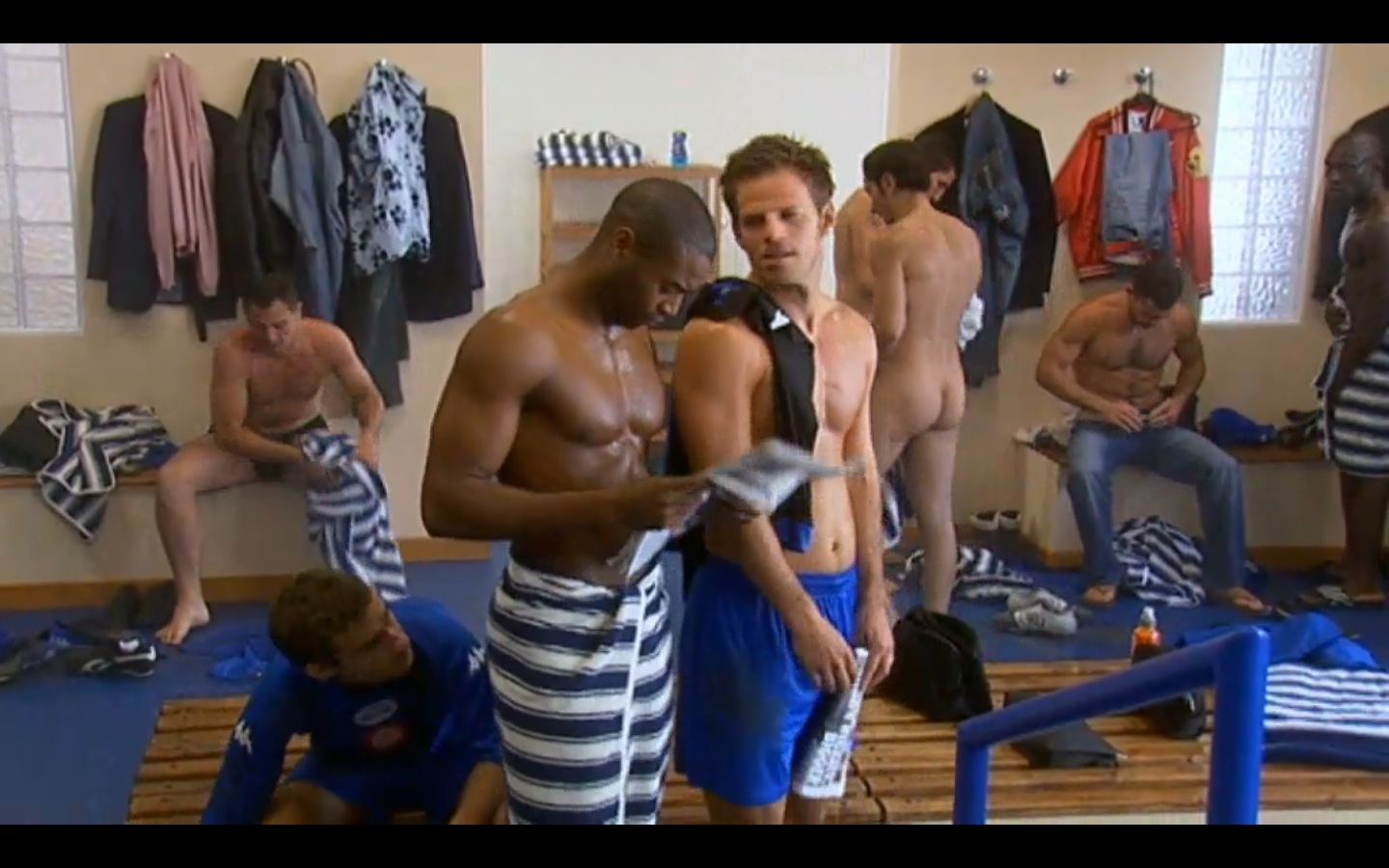 Eviltwins Male Film  Tv Screencaps Footballers Wives -1115