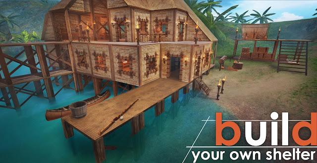 Download Survival Island Evolve MOD APK Terbaru