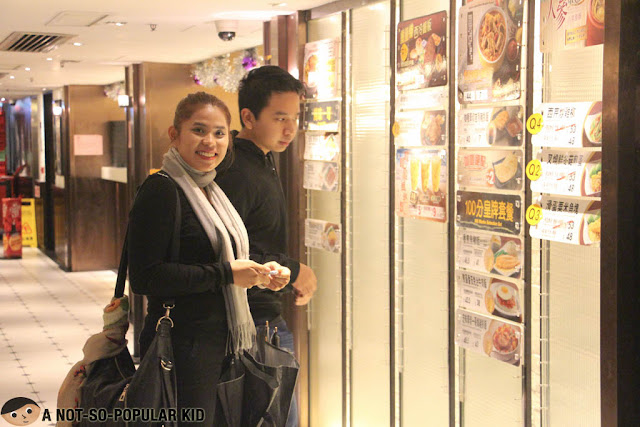 Rochelle Silverio and Irsyad Stamboel in Cafe de Coral