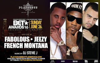 BET Weekend Finale After Party 2016