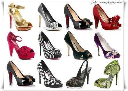 Aneka Sepatu Wanita